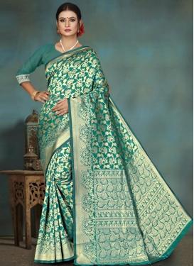 Cotton Silk Traditional Saree