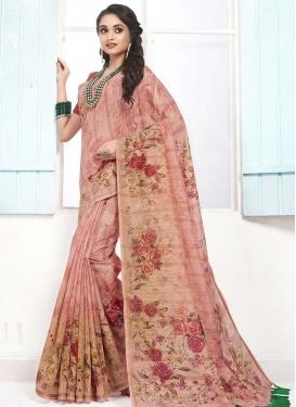 Cotton Trendy Classic Saree