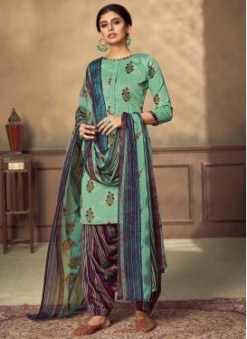 Cotton Trendy Patiala Salwar Suit