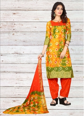 Cotton Trendy Salwar Kameez