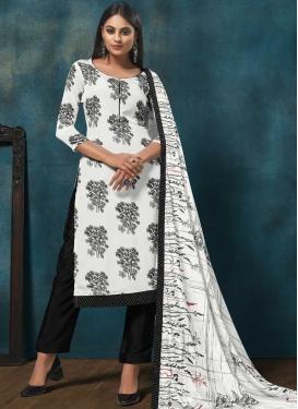 Crepe Silk Pant Style Pakistani Salwar Suit