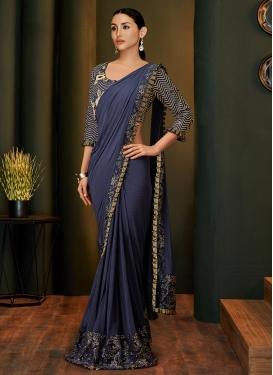 Cutdana Work Designer Traditional Saree