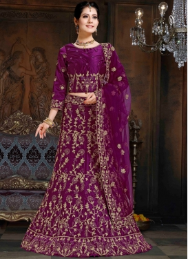 Cute Lehenga Choli For Sangeet