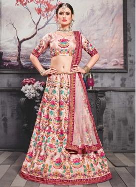 Designer Classic Lehenga Choli For Bridal