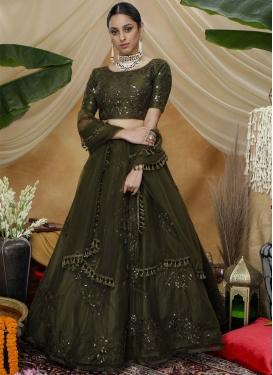 Designer Classic Lehenga Choli For Ceremonial