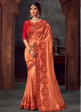Designer Contemporary Saree