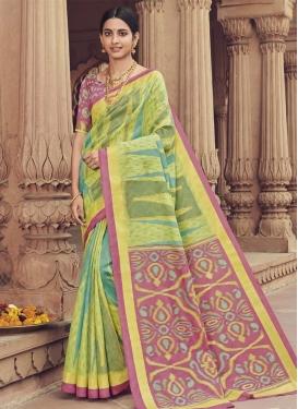 Designer Contemporary Saree