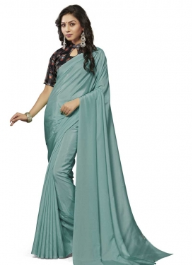 Designer Contemporary Saree For Casual