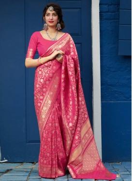 Designer Contemporary Saree For Party