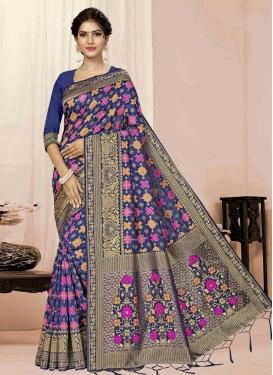 Designer Contemporary Style Saree