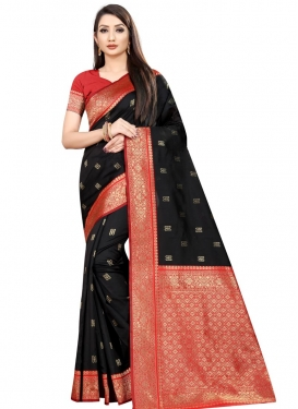 Designer Contemporary Style Saree For Casual