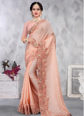 Designer Contemporary Style Saree For Party