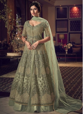 Designer Kameez Style Lehenga Choli For Party