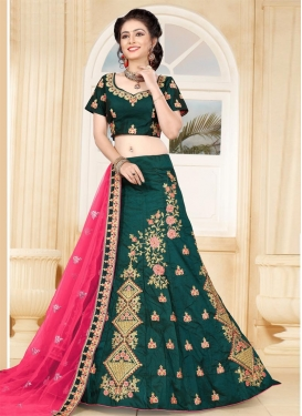 Designer Lehenga Choli For Ceremonial