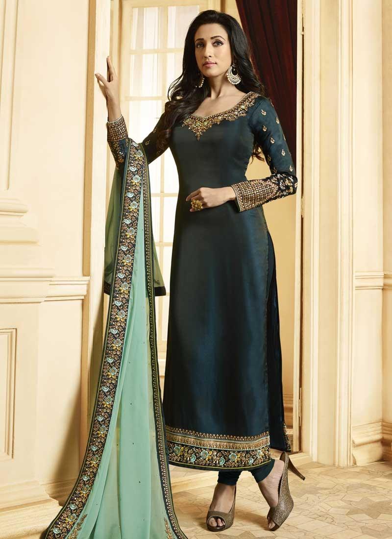 Designer Pakistani Salwar Suit For Ceremonial