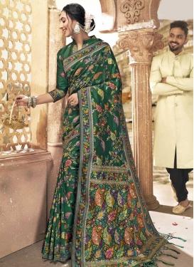Designer Traditional Saree