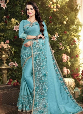 Designer Traditional Saree For Party