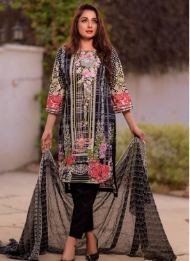 Digital Print Work Pant Style Designer Suit