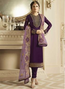 Drashti Dhami Designer Pakistani Salwar Suit For Festival