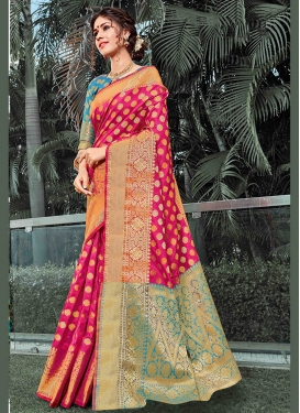 Elite Traditional Saree For Festival