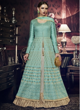 Embroidered Work Designer Salwar Kameez