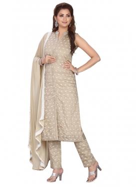 Embroidered Work Pant Style Pakistani Salwar Suit