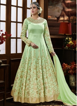Embroidered Work Trendy Salwar Kameez