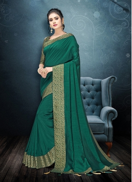 Enthralling Art Silk Silk Saree