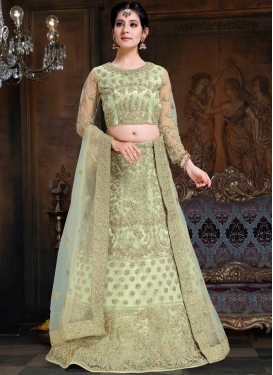 Exciting Lehenga Choli For Mehndi