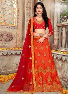 Fashionable Lehenga Choli For Mehndi