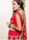 Fetching Net Wedding Designer Lehenga Choli - 2