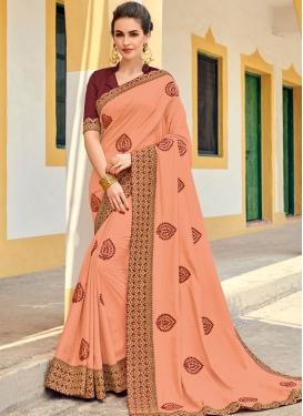 Fine Traditional Saree For Festival