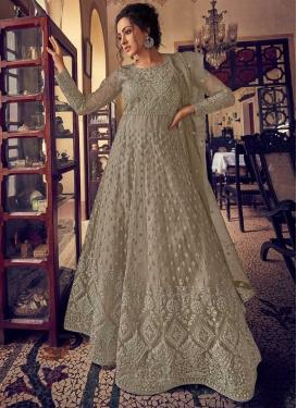 Floor Length Anarkali Suit For Ceremonial