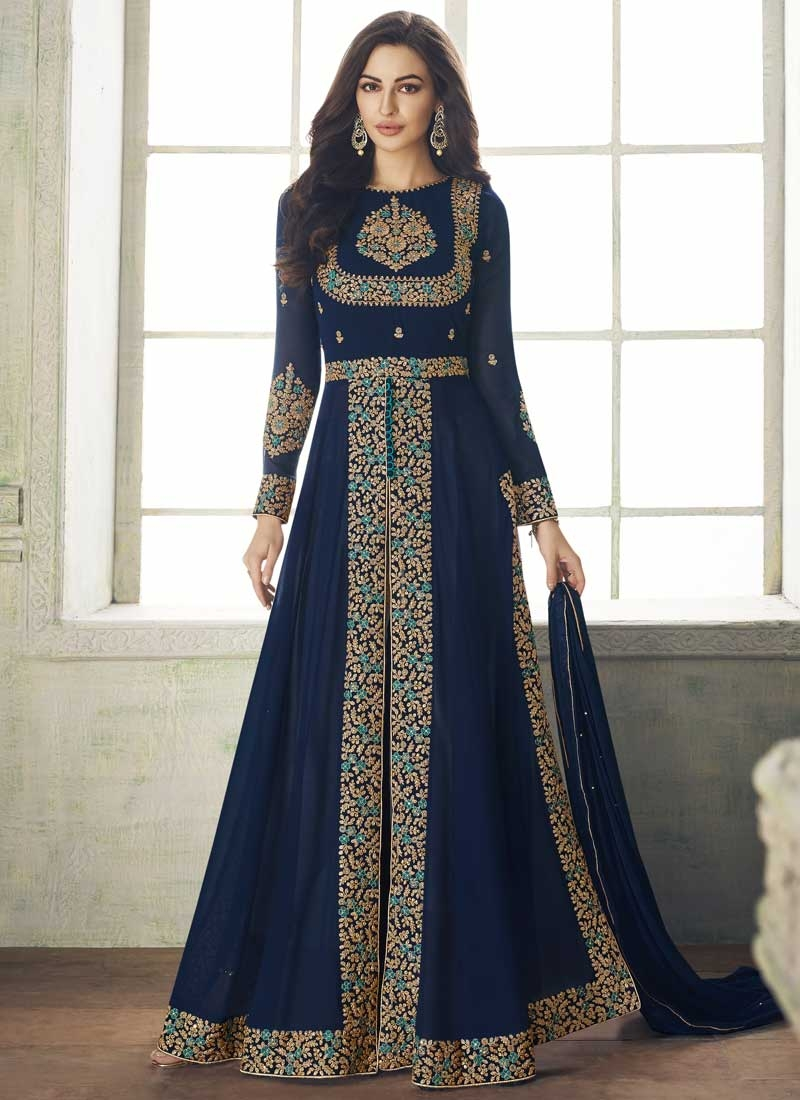 Floor Length Designer Salwar Suit