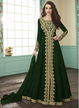 Floor Length Designer Salwar Suit