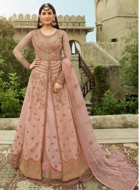 Floor Length Designer Salwar Suit For Festival