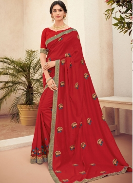 Glorious Stone Festival Trendy Saree