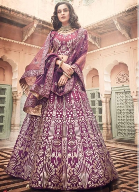 Gota Patti Work Trendy Lehenga Choli