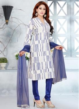 Handloom Cotton Readymade Churidar Salwar Kameez