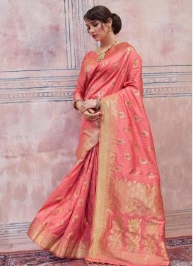 Handloom Silk Contemporary Style Saree