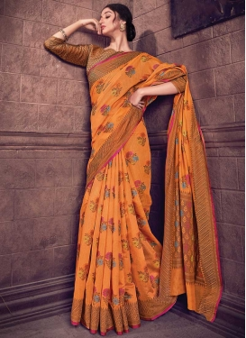 Handloom Silk Designer Traditional Saree