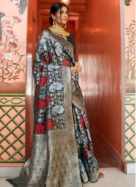 Handloom Silk Trendy Classic Saree