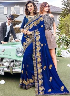 Imperial Classic Saree For Ceremonial