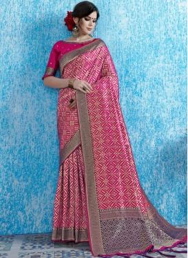 Imperial Designer Traditional Saree For Festival