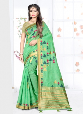 Irresistible Art Silk Traditional Saree