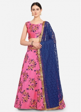 Jacquard Trendy Lehenga For Ceremonial