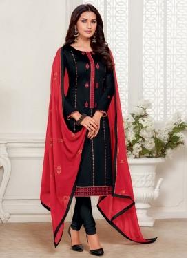 Jam Silk Churidar Salwar Kameez