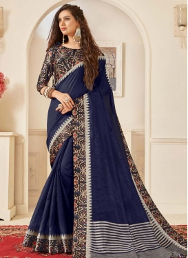Jute Silk Traditional Designer Saree