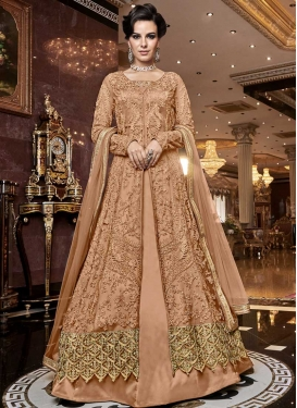 Kameez Style Lehenga Choli For Party
