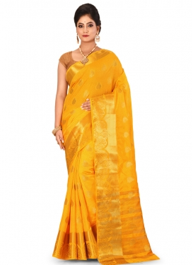 Kanjivaram Silk Designer Traditional Saree